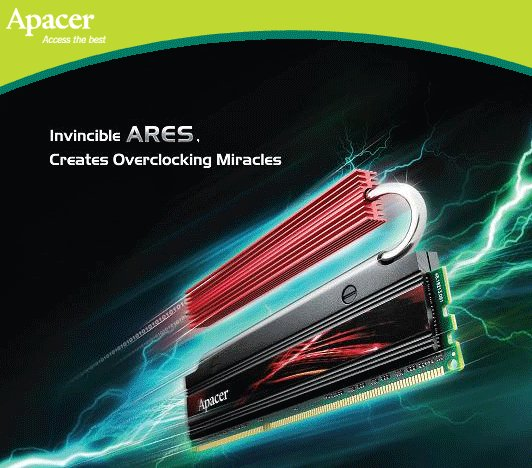 Apacer ARES ddr3